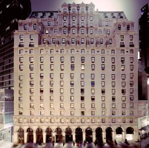 В Нью-Йорке после масштабной реконструкции открылся Paramount Hotel