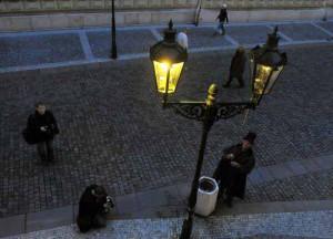 В Праге исчезнет четверть мусорных корзин из-за недостатка финансирования
