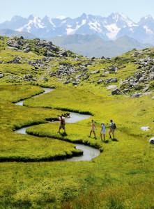 Летний отдых в Швейцарии становится все более популярным