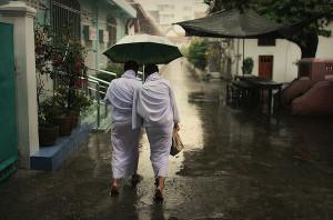 На курортах Таиланда начался сезон муссонов