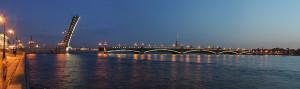 Санкт-Петербург прошел в топ - 25 самых лучших мировых туристических направлений
