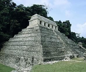 В Белизе разрушена одна из многочисленных пирамид майя