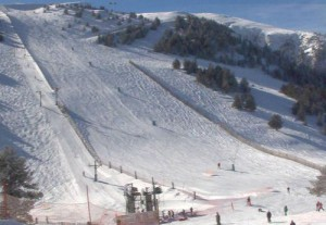 Закрытие лыжного сезона в Сьерра-Леоне