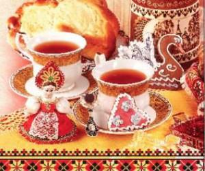 Фестиваль русской кухни в Твери