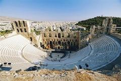 Культурный фестиваль в Афинах