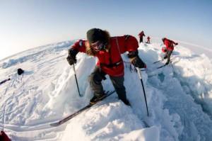 На Северном Полюсе открылся новый туристический сезон