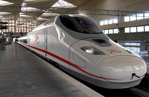 В Испании начали курсировать высокоскоростные поезда