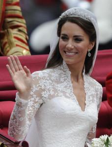 Кэмбриджская герцогиня Кэтрин Миддлтон привлекает в Лондон туристов