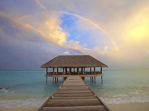 Новый отель откроется на Мальдивских островах Ноону