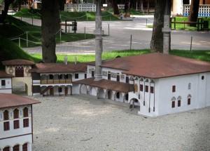 В Бахчисарае открыт новый парк миниатюр