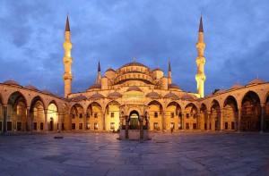 В центре Стамбула открылся новый отель